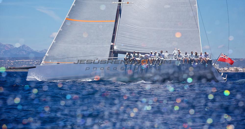 Palmavela 2014 , training 2014-04-28. © Jesus Renedo