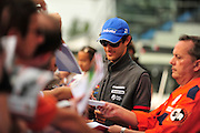 September 10-12, 2010: Italian Grand Prix. Bruno Senna