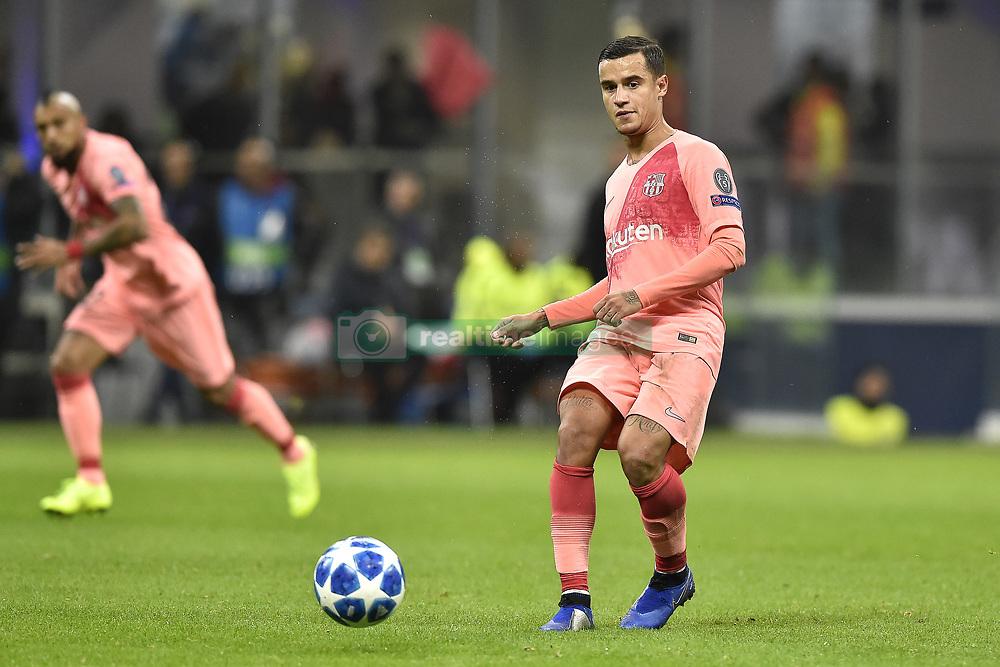 صور مباراة : إنتر ميلان - برشلونة 1-1 ( 06-11-2018 )  20181106-zaa-a181-430