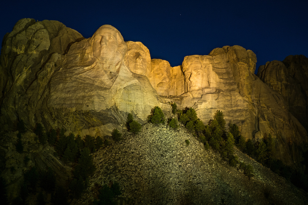 Mount Rushmore National Memorial | August 24, 2014