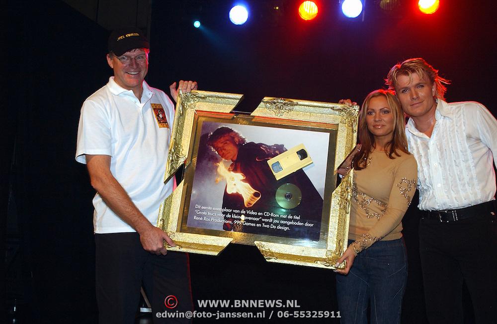 Video presentatie Hans Klok Eindhoven, Michael Bruinsma en Tatjana Simic