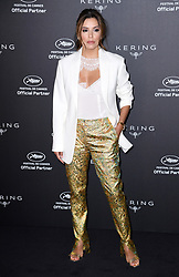Eva Longoria attending the Kering Women In Motion Talk at the Majestic Hotel, during the 72nd Cannes Film Festival. Photo credit should read: Doug Peters/EMPICS