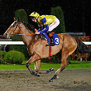 Firmdecisions and Adam Kirby winning the 7.30 race