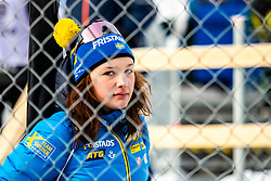 March 10, 2019 - €¦Stersund, Sweden - 190310 Linn Persson of Sweden looks dejected after the Women's 10 km Pursuit during the IBU World Championships Biathlon on March 10, 2019 in …stersund. 10, 2019 in …stersund..Photo: Johan Axelsson / BILDBYRN / Cop 245 (Credit Image: © Johan Axelsson/Bildbyran via ZUMA Press)