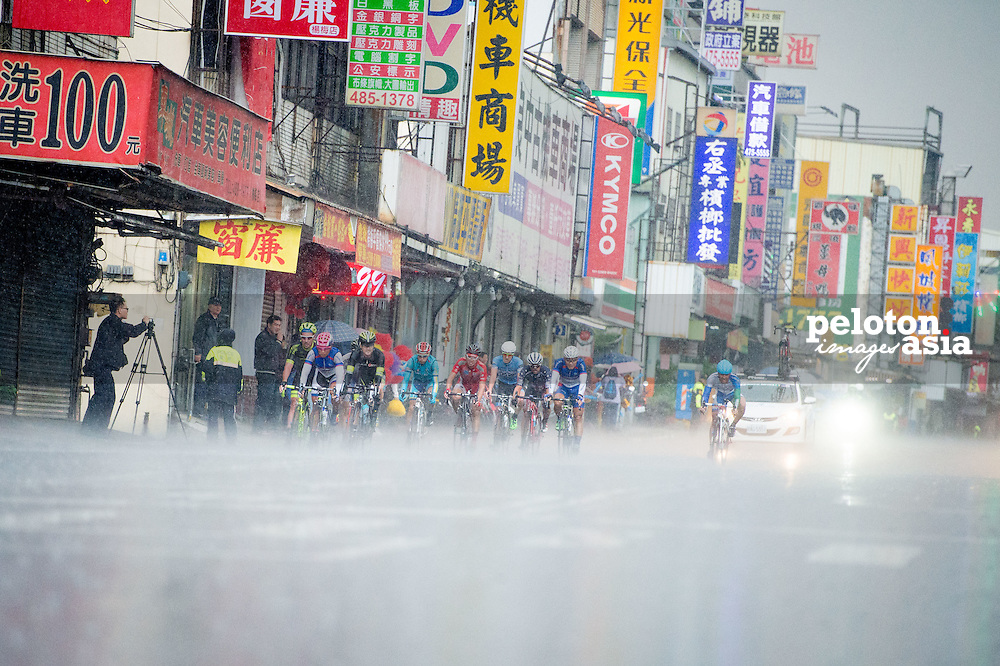 Tour de Taiwan 2015/ Stage2/ Taoyuan City