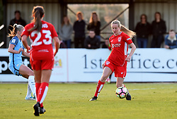 Millie Turner of Bristol City Women - Mandatory by-line: Paul Knight/JMP - 09/05/2017 - FOOTBALL - Stoke Gifford Stadium - Bristol, England - Bristol City Women v Manchester City Women - FA Women's Super League Spring Series