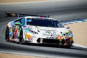 September 21-24, 2017: Lamborghini Super Trofeo at Laguna Seca. Mark Proto, Parris Mullins, US RaceTronics, Lamborghini La Jolla, Lamborghini Huracan LP620-2