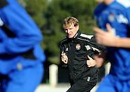 05-01-2009 Voetbal:Willem II:Trainingskamp:Torremolinos:Spanje<br /> Alfons Groenendijk<br /> Foto: Geert van Erven