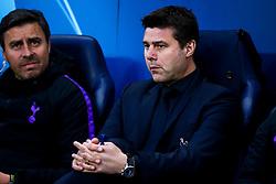 Tottenham Hotspur manager Mauricio Pochettino - Mandatory by-line: Robbie Stephenson/JMP - 17/04/2019 - FOOTBALL - Etihad Stadium - Manchester, England - Manchester City v Tottenham Hotspur - UEFA Champions League Quarter Final 2nd Leg