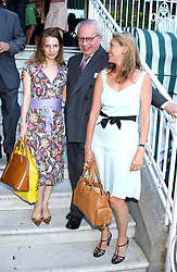 LEFT TO RIGHT, ZOE MANZI, DAVID STARKEY and SUE DOUGLAS at a party hosted by Andrew neil and The Business Newspaper held at The Ritz, Piccadilly, London on 12th July 2005.<br /><br />NON EXCLUSIVE - WORLD RIGHTS