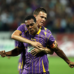 20100826: SLO, Football - UEFA Europa league, NK Maribor vs US Citta di Palermo