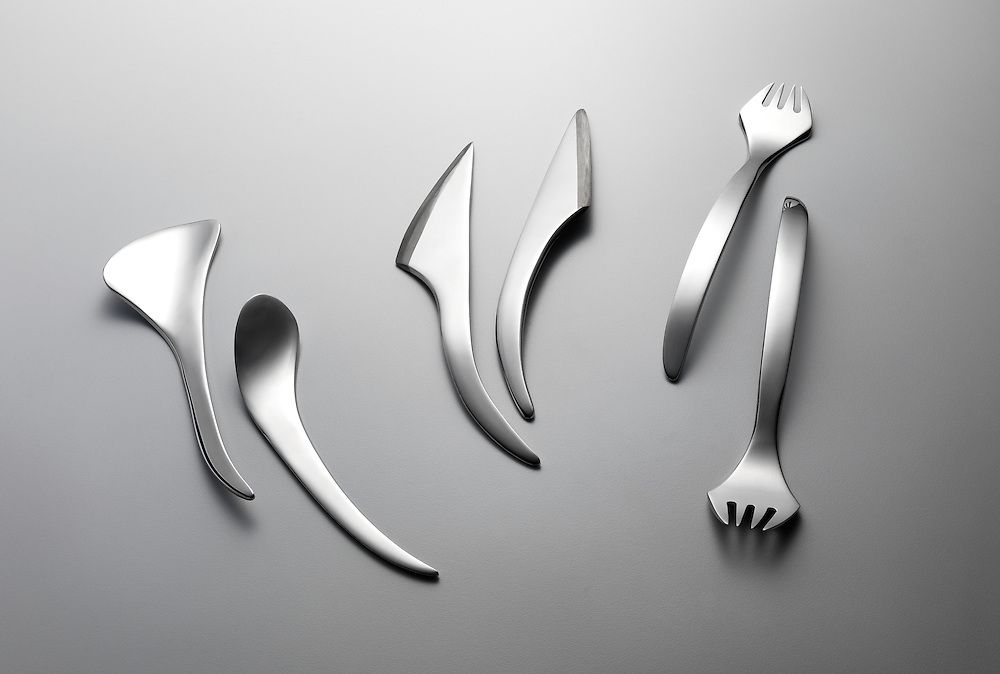 Cutlery by Erin Keys