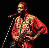 Femi Kuti & The Positive Force RFH London 14th November 2008