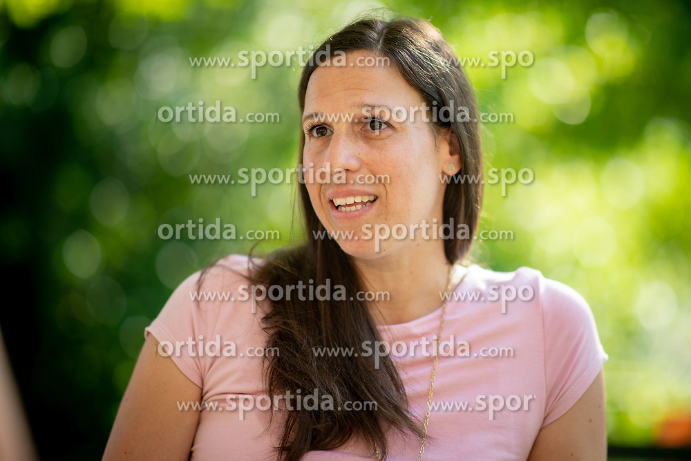 Portrait of Anja Carman, on July 17, 2019 in Kranj, Kranj, Slovenia. Photo by Ziga Zupan / Sportida