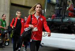 September 19, 2017 - Cincinnati, OH, USA - Cincinnati, OH - Tuesday September 19, 2017: Morgan Brian during an International friendly match between the women's National teams of the United States (USA) and New Zealand (NZL) at Nippert Stadium. (Credit Image: © Brad Smith/ISIPhotos via ZUMA Wire)