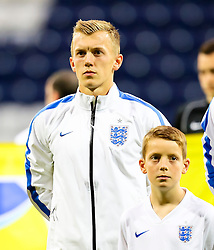 James Ward-Prowse of England U21  - Mandatory byline: Matt McNulty/JMP - 07966386802 - 03/09/2015 - FOOTBALL - Deepdale Stadium -Preston,England - England U21 v USA U23 - U21 International