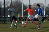 Blauw Wit '34 1 - VVI 1 (08-03-2014)