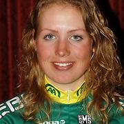NLD/Alphen aan de Rijn/20060308 - Presentatie nieuwe wielerploeg Leontien van Moorsel, AA Drink Cycling team, Josephine Groeneveld