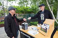 High Line Info Cart - Spring 2018