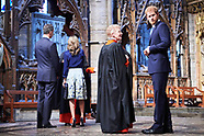 071217 - Spanish Royals visit UK - Day 2 - Westminster Abbey