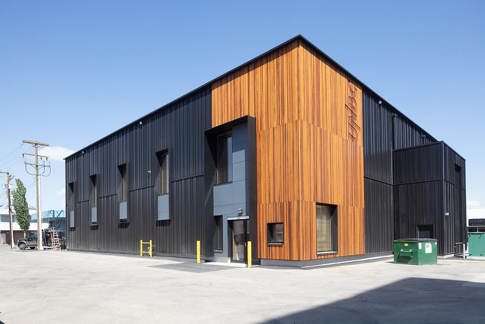 Wood Innovation Research Laboratory UNBC
