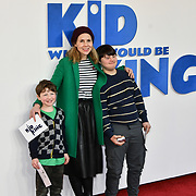 Sally Phillips Arrives at The Kid Who Would Be King on 3 February 2019 at ODEON Luxe Leicester Square, London, UK.