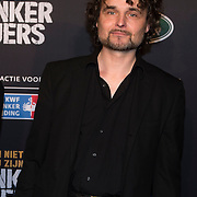NLD/Amsterdam/20140210 - Filmpremiere Kankerlijers, regisseur Lodewijk Crijns