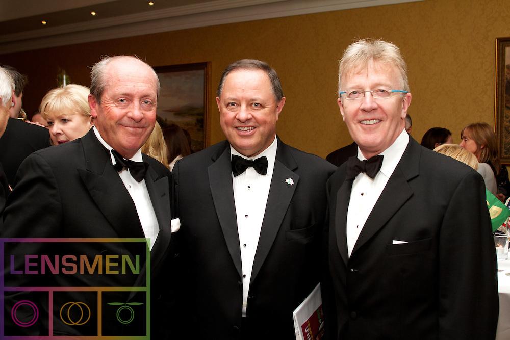 Council&rsquo;s MidSummer Gala Dinner at Dublin,<br />   Mr.Tony Condon, UCD<br /> Mr. Donard Gaynor,Prez