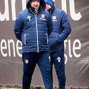 NLD/Rotterdam/20180301 - Training Feyenoord voor de bekerfinale, Jean-Paul van Gastel