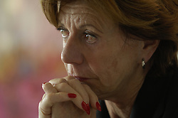 BRUSSELS, BELGIUM - NOV-22-2005 - Neelie Smit Kroes , European Commissioner of Competition. (PHOTO © JOCK FISTICK)<br />