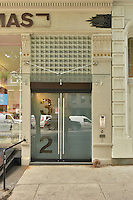 Entrance at 362 West Broadway