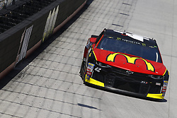 April 13, 2018 - Bristol, Tennessee, United States of America - April 13, 2018 - Bristol, Tennessee, USA: Kyle Larson (42) bring his racecar down the backstretch during opening practice for the Food City 500 at Bristol Motor Speedway in Bristol, Tennessee. (Credit Image: © Chris Owens Asp Inc/ASP via ZUMA Wire)