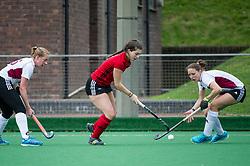Southgate v Bedford - Investec Women's Hockey League East Conference, Trent Park, London, UK on 07October 2017. Photo: Simon Parker