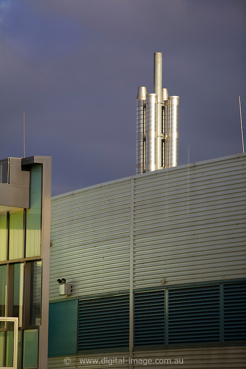 Main Building at the Australian Synchrotron