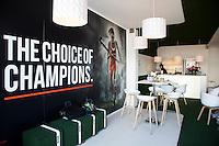 DEN HAAG - Greenfields Lounge tijdens het WK Hockey. Foto Koen Suyk