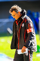 Guy NOVES  - 25.01.2015 -  Montpellier / Toulouse - European Champions Cup <br /> Photo : Nicolas Guyonnet / Icon Sport