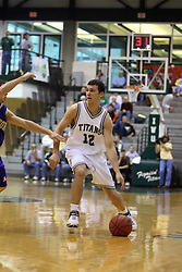 30 December 2006: Kevin Bryant. The Titans outscored the Britons by a score of 94-80. The Britons of Albion College visited the Illinois Wesleyan Titans at the Shirk Center in Bloomington Illinois.<br />