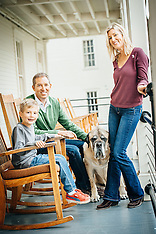 Boland Family - Cavallo Point Sausalito Marin County California