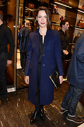 REBECCA HALL at a party hosted by Gucci & Clara Paget to drink a new cocktail 'I Bamboo You' held at Gucci, 34 Old Bond Street, London on 16th October 2013.