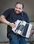 Terrance Simien & the Zydeco Experience perform at the 2010 New Orleans Jazz & Heritage Festival