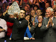 Mark Selby v Ronnie O'Sullivan  190114