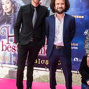 NLD/Ede/20140615 - Premiere film Heksen bestaan niet, Vincent Banic en Joshua Rubin
