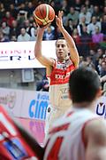 pallacanestro basket campionato 2016 2017 <br /> Varese openjobmetis Vs Pesaro :<br /> Avramovic Aleksa