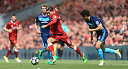 Liverpool v Middlesbrough 21 May 2017
