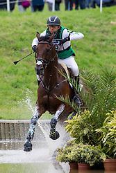 Bill Levett, (AUS), Shannondale Titan - Eventing Cross Country test - Alltech FEI World Equestrian Games™ 2014 - Normandy, France.<br /> © Hippo Foto Team - Leanjo de Koster<br /> 31/08/14