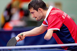 GRASSET Benoit during day 5 of 15th EPINT tournament - European Table Tennis Championships for the Disabled 2017, at Arena Tri Lilije, Lasko, Slovenia, on October 2, 2017. Photo by Ziga Zupan / Sportida