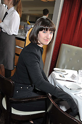 POPPY CHANCELLOR at a ladies lunch in support of Maggie's Barts hosted by Judy Naake, Clara Weatherall and Caroline Collins at Le Cafe Anglais, 8 Porchester Gardens, London W2 on 19th March 2013.