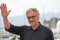 Director Michael Dudok De Wit at the The Red Turtle film photo call at the 69th Cannes Film Festival Wednesday 18th May 2016, Cannes, France. Photography: Doreen Kennedy