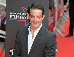 Edinburgh International Film Festival, Wednesday, 19th June 2018<br /> <br /> Opening Night Red Carpet: PUZZLE (International Premiere) <br /> <br /> Pictured: Kevin Guthrie<br /> <br /> (c) Aimee Todd | Edinburgh Elite media