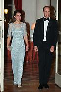 Prince William & Duchess of Cambridge in Paris Day 1 - 17 MArch 2017